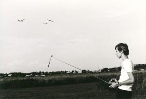 Lennättäjä Härmälässa